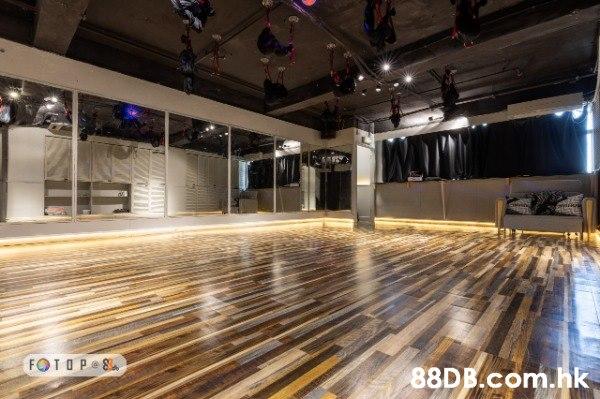 ICONIC DANCE STUDIO 場地租用 舞蹈及排練室